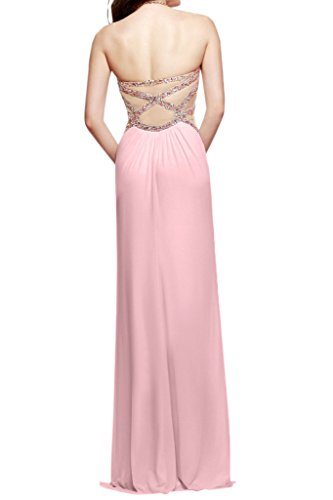Ivydressing -  Vestito  - linea ad a - Donna rosa 44