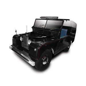 1/43 イギリス王室御料車 1954年 「ランドローバーシリーズI 88」 TSM124379