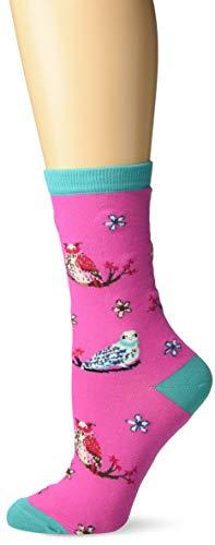 K. Bell Socks womens Novelty Animal Crew Socks