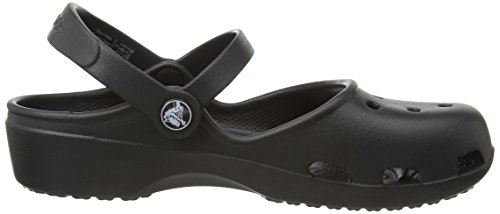 Clogs Crocs Karin Women Black Black 8ww1Svxq