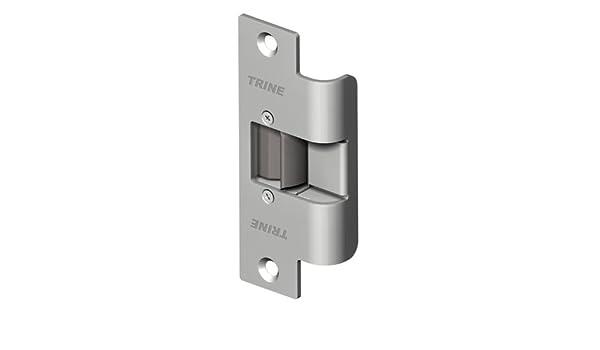2A DC 12V Electromagnetic Electric Lock Release Rim Mortice Strike Door Cabinet
