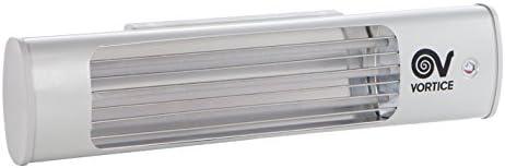 Stufa Elettrica Raggi Infrarossi a Parete 1800 W Vortice Thermologika 70015