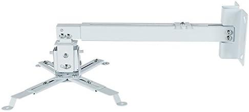 Iggual STP02-L - Soporte Proyector Techo de Color Blanco para ...