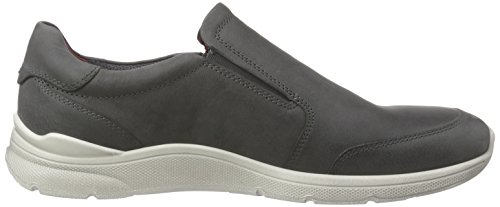 Dark Gris Ecco Baskets Homme Irondale Shadow02602 nYqI8g48