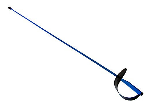 Radical Fencing RF Nasycon Plastic Sabre (Royal Blue) by Radical Fencing