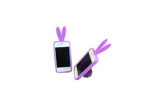 Avcibase Original Rabito Bunny Schutzhülle für Apple iPhone 4/4S gelb