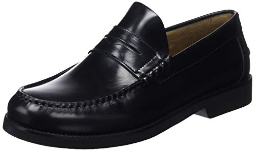 Stamford Mocassini Nero loafer Fluchos Uomo S1cZHqH
