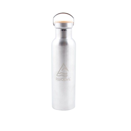 Revolwe Unisex Stainles Steel Insulated Water Bottle / 592ml by Revolwe
