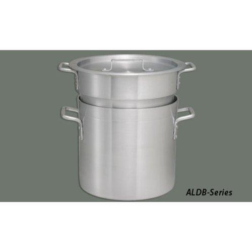 Winco ALDB-20 Aluminum Double Boiler Set, 20-Quart