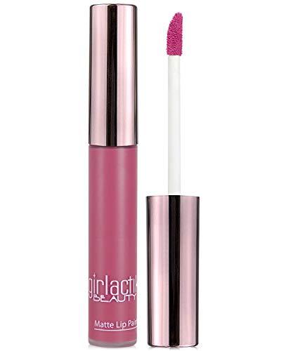 Girlactik Long Lasting Matte Lip Paint Liquid Lipstick Luxe