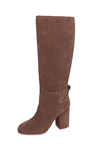 Tory Burch Contraire 90MM 9.5 River Rock Boots