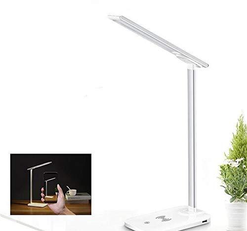 XUANTK Explosion - Lámpara de mesa para escritorio, diseño de ojo ...
