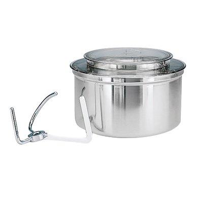 Stainless Steel Bowl Fits Bosch Universal, & Universal Plus Kitchen Machine by Bosch