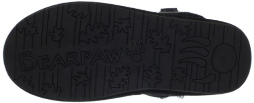 BEARPAW Women's BEARPAW Abby Black Abby Women's 4Yr4qw