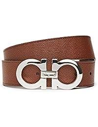 Men's Double Gancini Belt