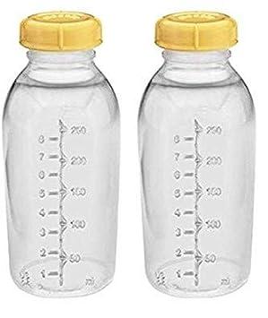 Medela - Biberons pour Lait Maternel 250 ml sans BPA - 2 Biberons 200.1659