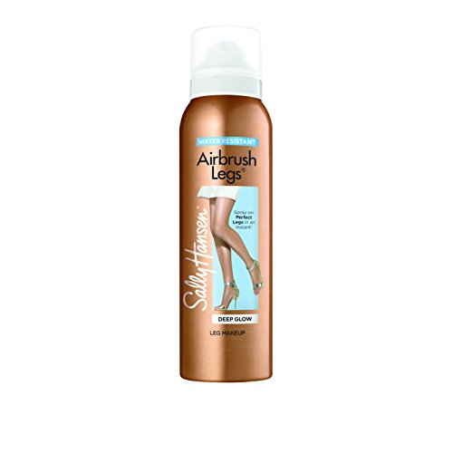 Sally Hansen Air Brush Legs Deep Glow , 4.4 Ounce (Pack of 1)