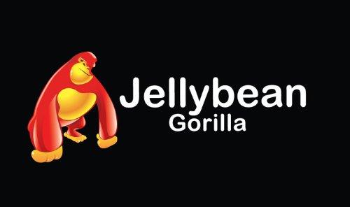 Jellybean - Custodia con supporto antiurto, con pennino e protezione per schermo per iPhone 6