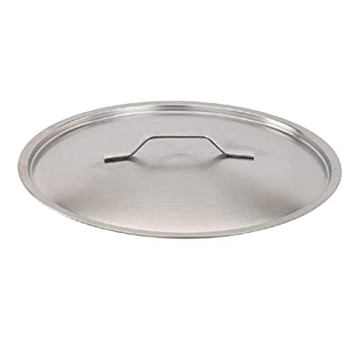 Paderno Stainless Steel 14 1/8 Inch Lid