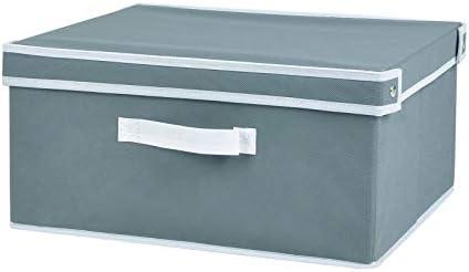 HOME - Caja para Armario, de Polipropileno, 41 x 35 x 20 cm, Color ...