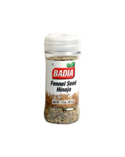 Badia Fennel Seed, Hinojo, 1.5-Ounce (Pack of 12)