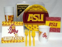 Arizona State Sun Devils Party Supplies Pack #1 -