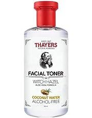 Thayers Alcohol-free Coconut Witch Hazel Toner with Aloe Vera, Coconut, 355 milliliters