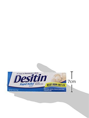 074300003016 - Desitin Rapid Relief Cream 4 Oz (2 Pack) carousel main 9