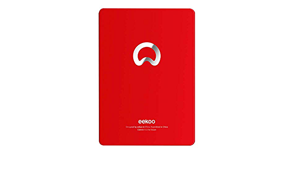 Alician eekoo SSD SATA3 2.5 Inch 60GB//120G//240G//480G Solid State Drive Red 60G MLC Cache 1GB