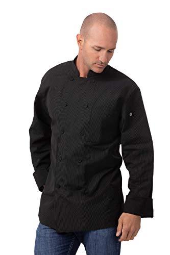 Chef Works Men's Carlisle Executive Chef Coat
