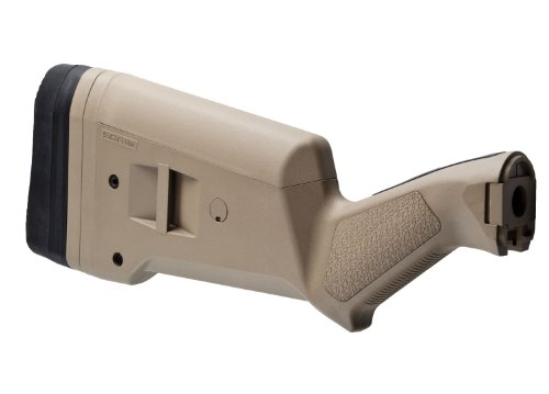 Magpul SGA Remington 870 Stock, Flat Dark (Remington 870 Pump)