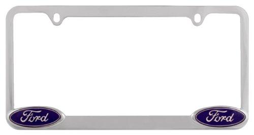 Bully WL021-C Ford License Plate Frame - ()