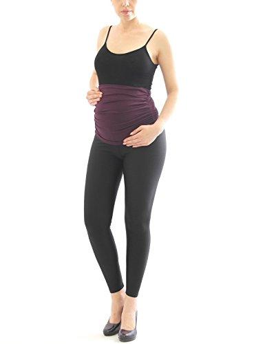 yeset - Débardeur - Avec taille nouée - Uni - Femme violet violet taille unique