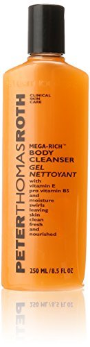 Peter Thomas Roth Mega-Rich Body Cleanser Gel, 8.5 Fluid Ounce by Peter Thomas (Mega Body)