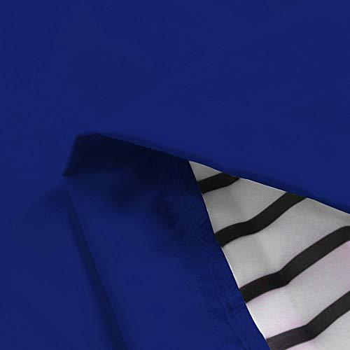 manteaux à à imperméable à imperméable Raincoat d'extérieur coupe vent bleu Women Sweat capuche Mymyg capuche capuche uni Ygyb6f7
