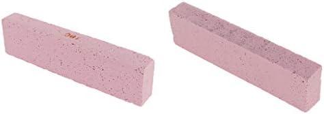 高速度鋼用砥石削りツールを研ぐマクロポーラス砥石2本