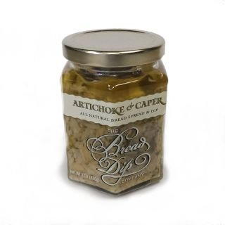 The Bread Dip Company, Spread Artichoke Caper, 8 Ounce by The Bread Dip Company