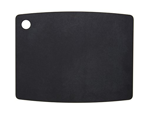 Epicurean Kitchen Series Cutting Board, 14.5 x 11.25 Inch, Slate (Serving Tray Bath Bed And Beyond)