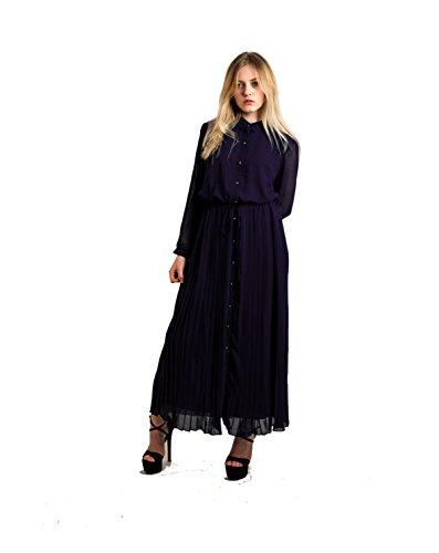 Exceptional para Products Vestido mujer Oscuro Morado wFrnHqFYxa