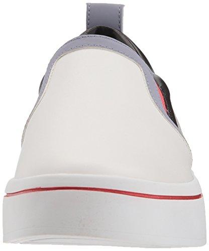 Women Collar Sneaker White Puffy Hi White Lite Lavender Street Skechers YqawX5