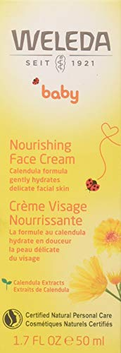 Weleda Nourishing Face Cream, 1.7-Ounce (Best Soothing Face Cream)