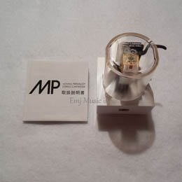 NAGAOKA MP-110H MP type cartridge with Shell from Japan (Best Sounding Turntable Reviews)