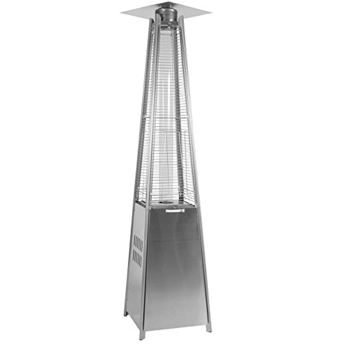 Best Choice Products 42,000 BTU Stainless Steel Patio Heater