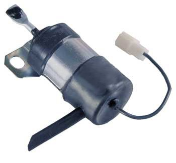New 12 Volt Fuel Cutoff Solenoid For Kubota Applications 15471-60010