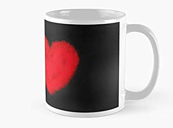 Amazoncom Romantically Apocalyptic Captains Love Heart Mug