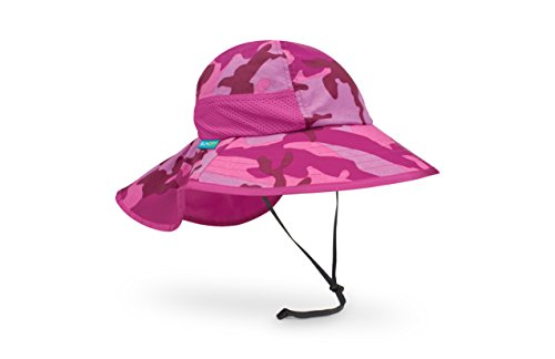 - Sunday Afternoons Child Unisex Play Hat, Pink Camo