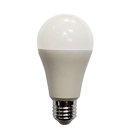 LightED EST Bombilla LED 30K E27, 11 W, Blanco 60 x 119 mm: Amazon.es: Iluminación
