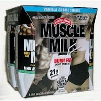 Cheap Muscle Milk Nutritional Shake, Chocolate, 4 ct.
