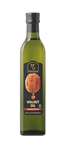 Massimo Gusto Walnut Oil, 16.9 Ounce Bottles (2-Pack)