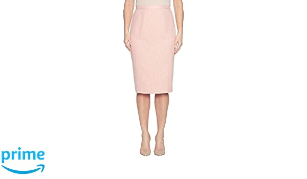 faece76ae6 Alfred Dunner Trouser Skirt Apricot 20 at Amazon Women's Clothing store: